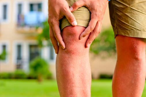 reumatismi dolori ginocchio