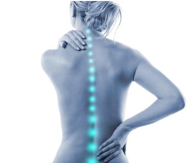 Dolore al centro della schiena: come risolverlo