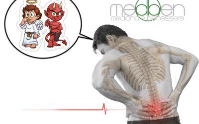 Il mio mal di schiena